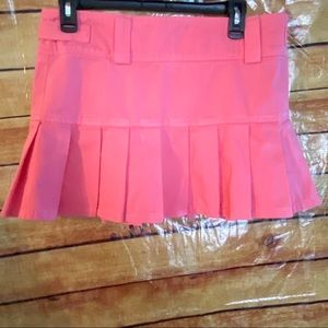 🧡JUICY COUTURE🧡Pleated Mini Skirt